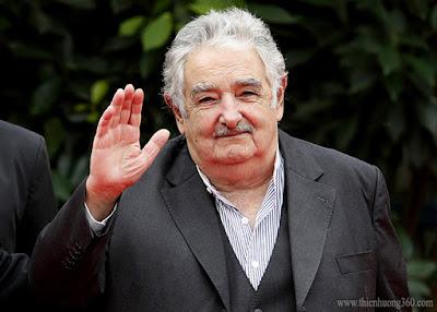 Vị Tổng Thống Vĩ Đại Jose Mujica