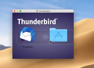 Thunderbird Mac