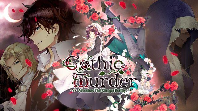 Gothic Murder v1.0 NSP XCI For Nintendo Switch