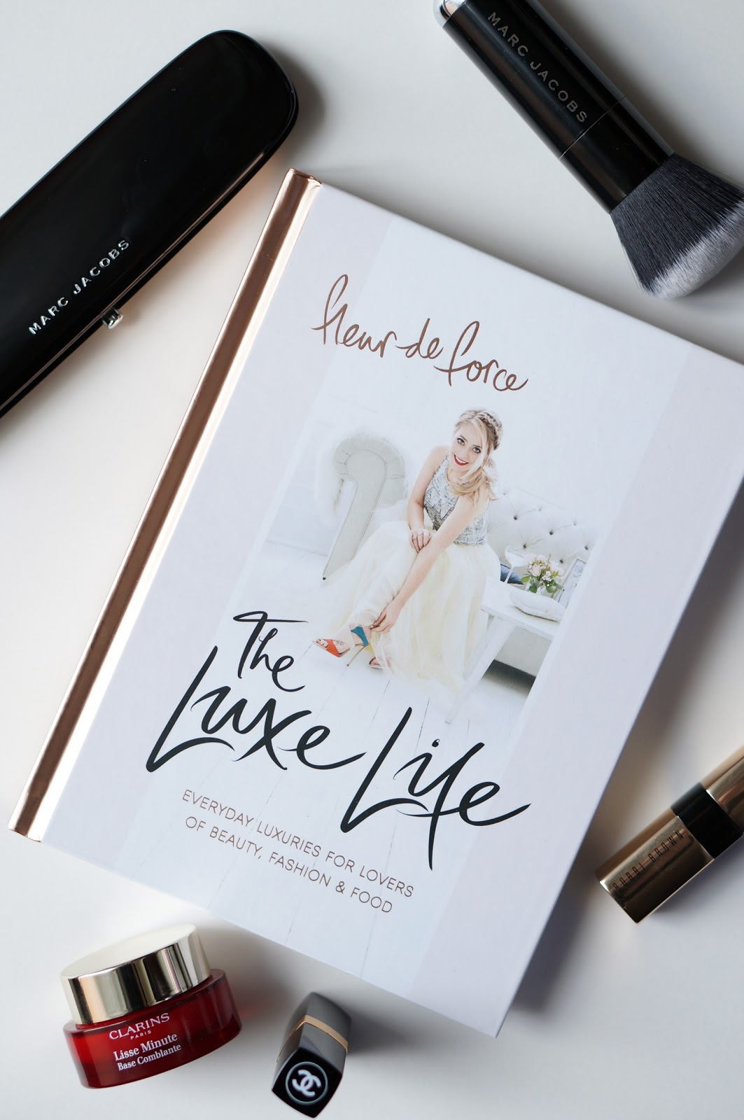 Rebecca Lately The Luxe Life Fleur de Force Book Review