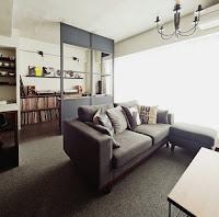 Neat room arrangement for small apartment organizing idea