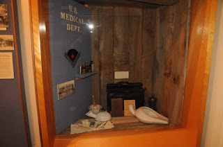 Fort Fetterman medical exhibit