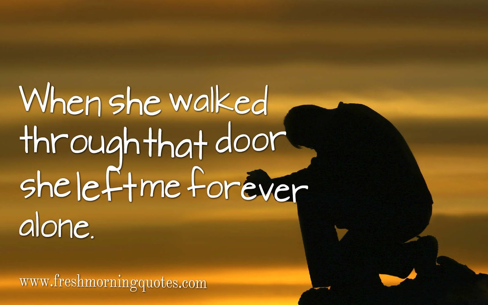 sad love quotes that make her cry