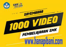 Sayembara 1000 Video Pembelajaran SMK Tahun 2020