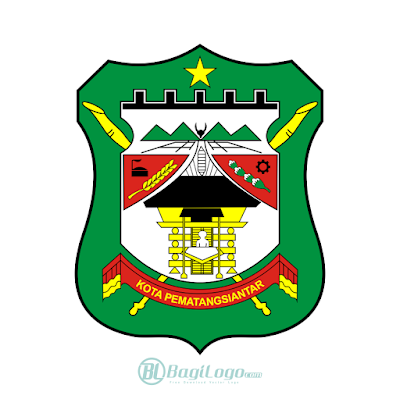 Kota Pematangsiantar Logo Vector