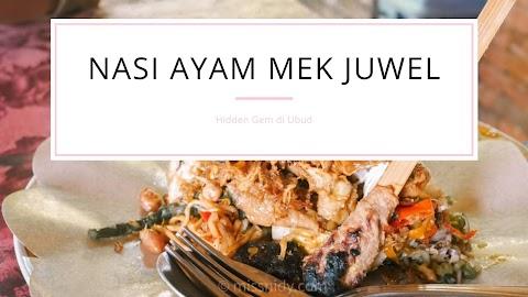 Warung Mek Juwel, Hidden Gem di Ubud