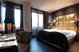 Hotel interior and renovation