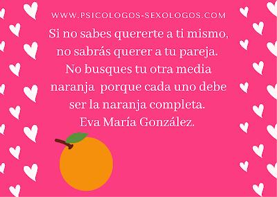 mito amor romántico media naranja