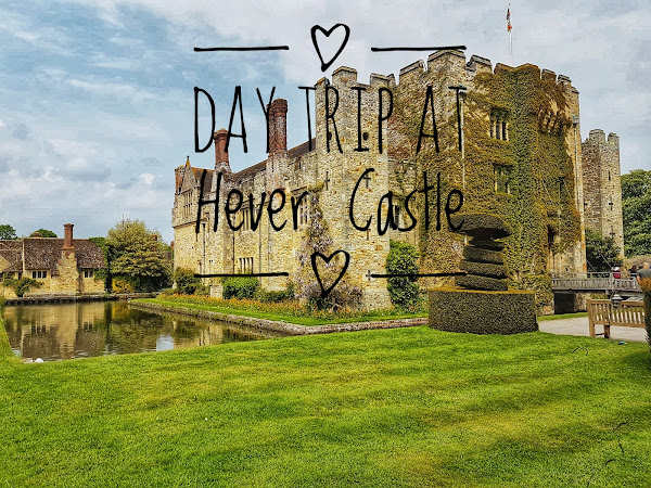 Day Trip To Hever Castle and Gardens