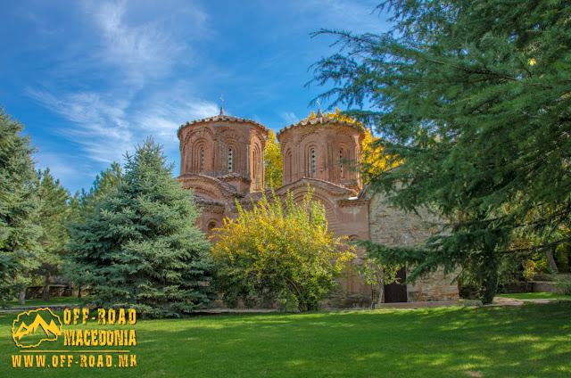 Veljusa Monastery near Strumica