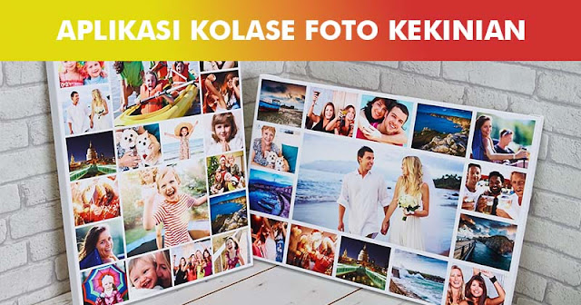Aplikasi (Photo Collage) Terbaik di Android