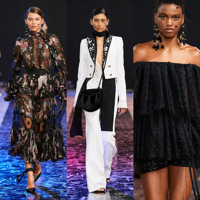 Elie Saab Fall-Winter 2020-2021 Paris by RUNWAY MAGAZINE
