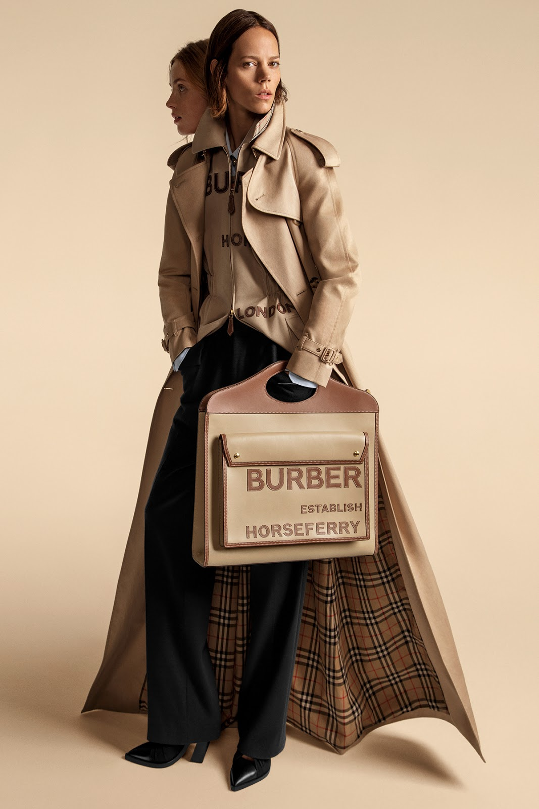 Burberry Spring/Summer 2020 campaign