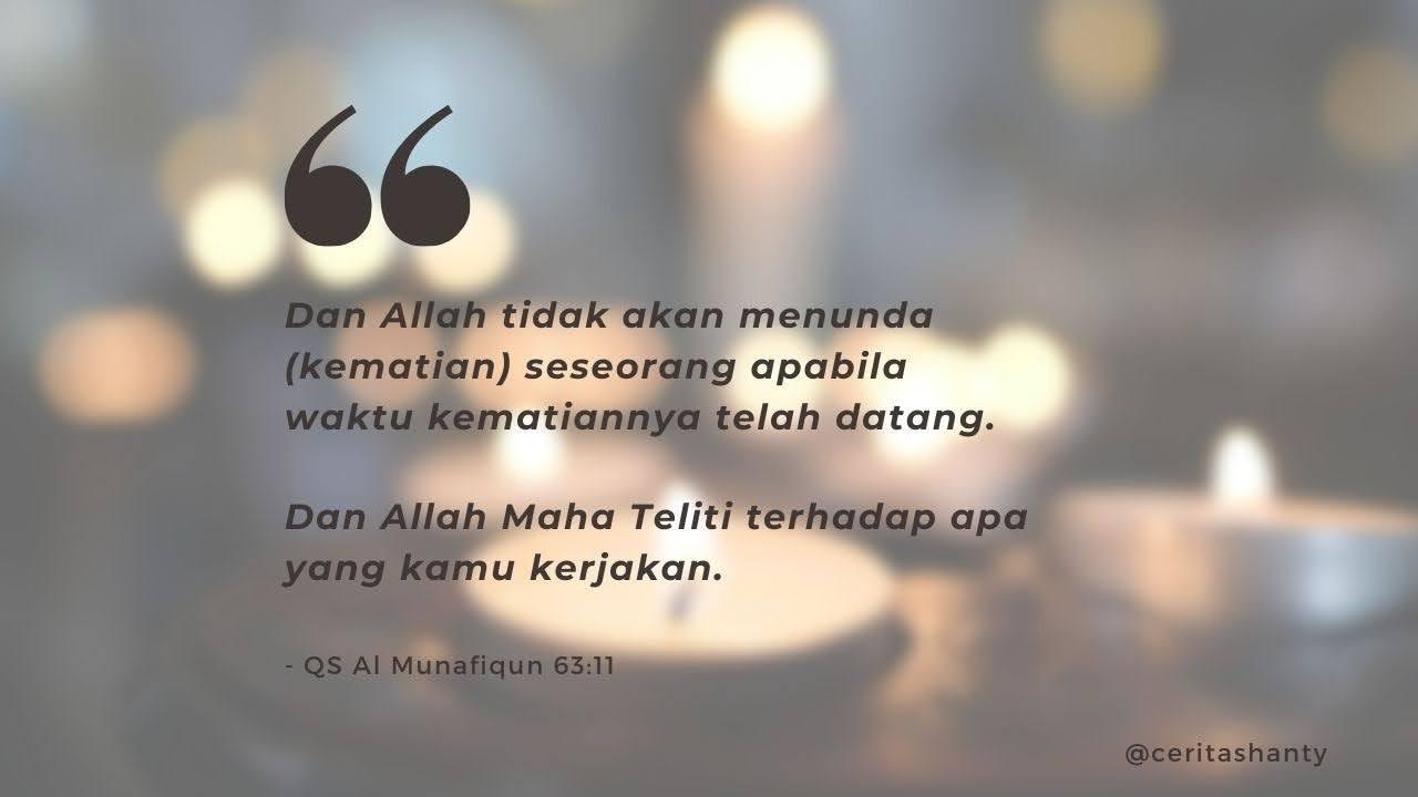 qs al munafiqun ayat 11