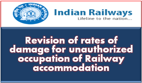 revision-of-rates-unauthorized-occupation-of-railway-accommodation