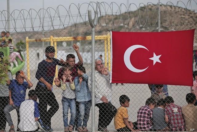 Το μεταναστευτικό στο οπλοστάσιο της Τουρκίας