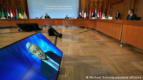 Αποδοχή του ρόλου της Τουρκίας στη Λιβύη