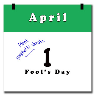 April Fool's Calender