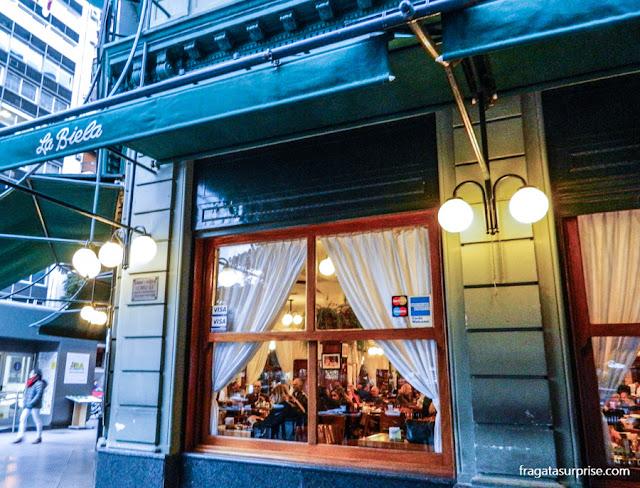 Café La Biela, Recoleta, Buenos Aires