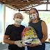 Santa Cruz da Vitória: Prefeitura inicia entrega de kits de Alimentação Escolar para famílias de alunos matriculados na Rede Municipal de Ensino