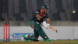 Bangladesh vs Zimbabwe 1st T20I 2020 Highlights