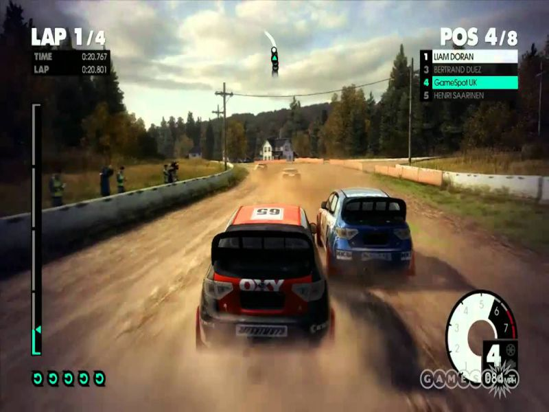 Download Dirt 3 Free Full Game For PC