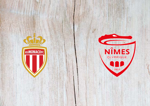 Monaco vs Nîmes -Highlights 29 November 2020