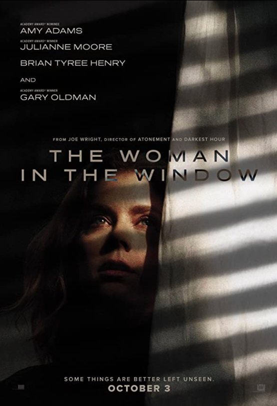 The Woman In The Window, drama, Movie Review by Rawlins, Thriller, Crime, Rawlins Lifestyle, Mystery, Rawlins GLAM, Netflix