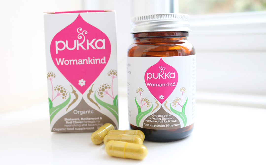 Pukka Womankind Supplements review