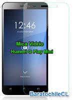 Mica vidrio Huawei G Play Mini