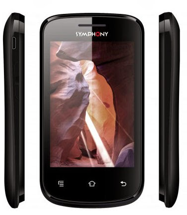 Symphony W12 flash file without password