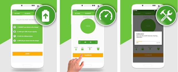 cara kalibrasi baterai android dengan aplikasi