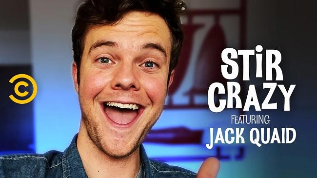 scream 5 interview jack quaid