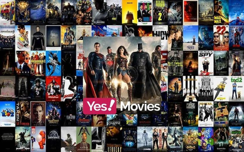 Yes Movies Apk App For Android - New Kodi Addons Builds 2019