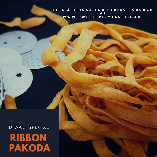 Ottu pakoda ,ribbon pakoda , naada pakoda , pakodam , ribbon , दिवाली special , south indian ribbon pakoda , pakodam