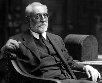 Entrevista a Miguel de Unamuno (1906)