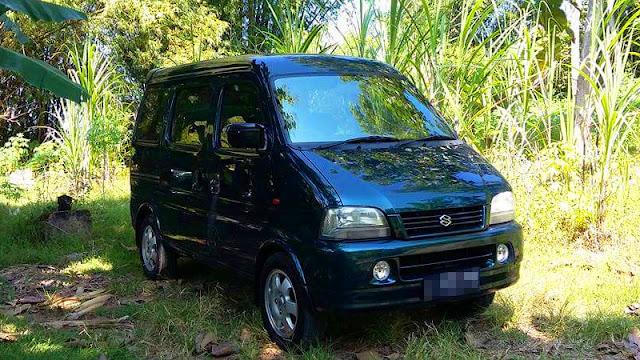 Suzuki Every CBU Jepang