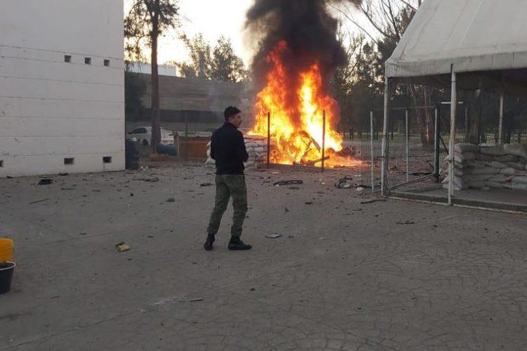 Obrador dice que la explosión ayer del Coche Bomba en Celaya; Guanajuato fue solo un acto propagandístico