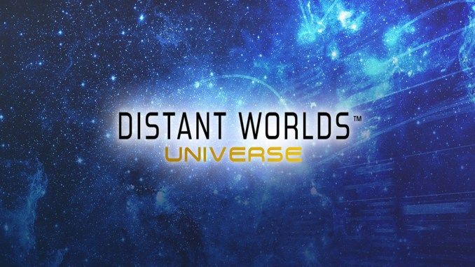 Distant Worlds Universe