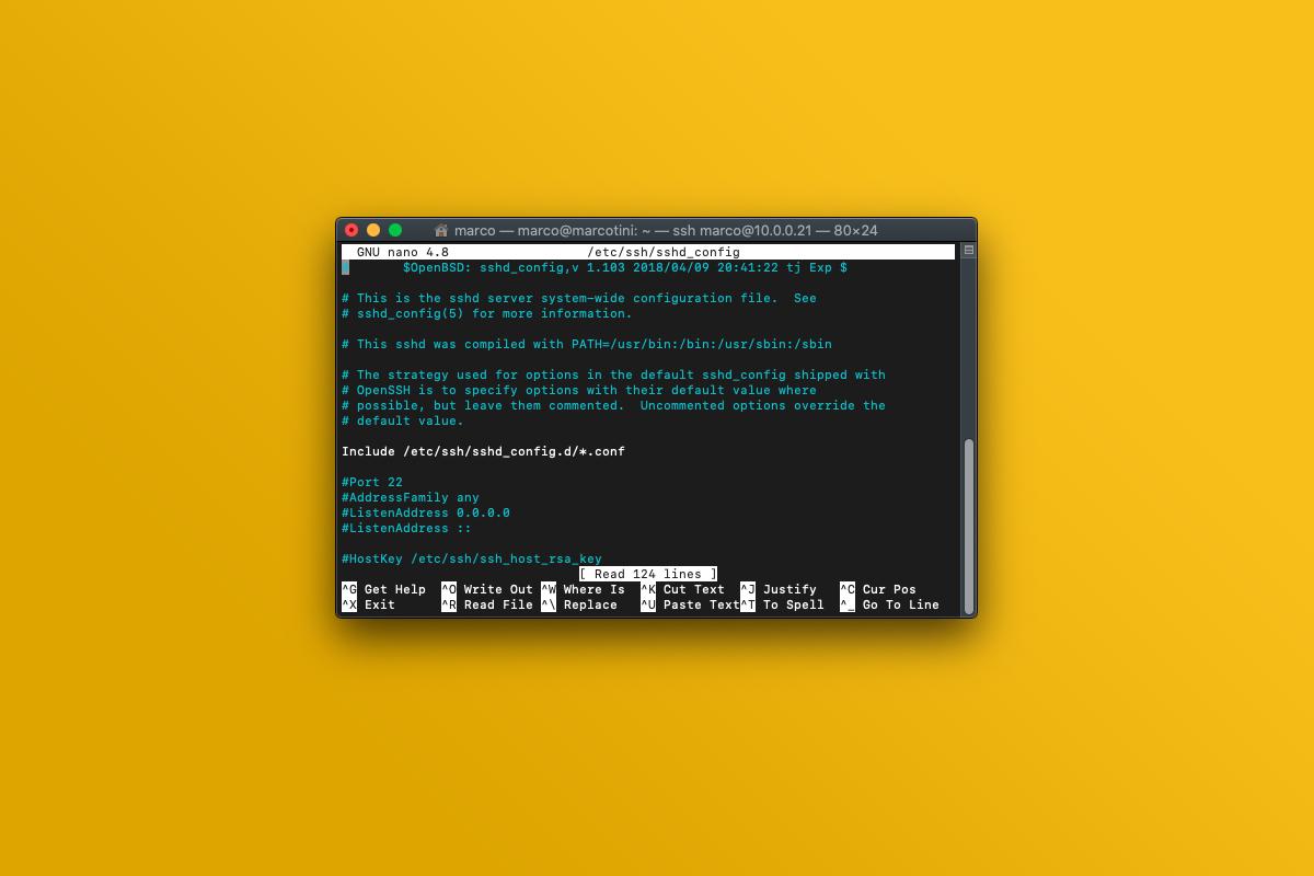 Come abilitare l'utente root a connettersi in SSH