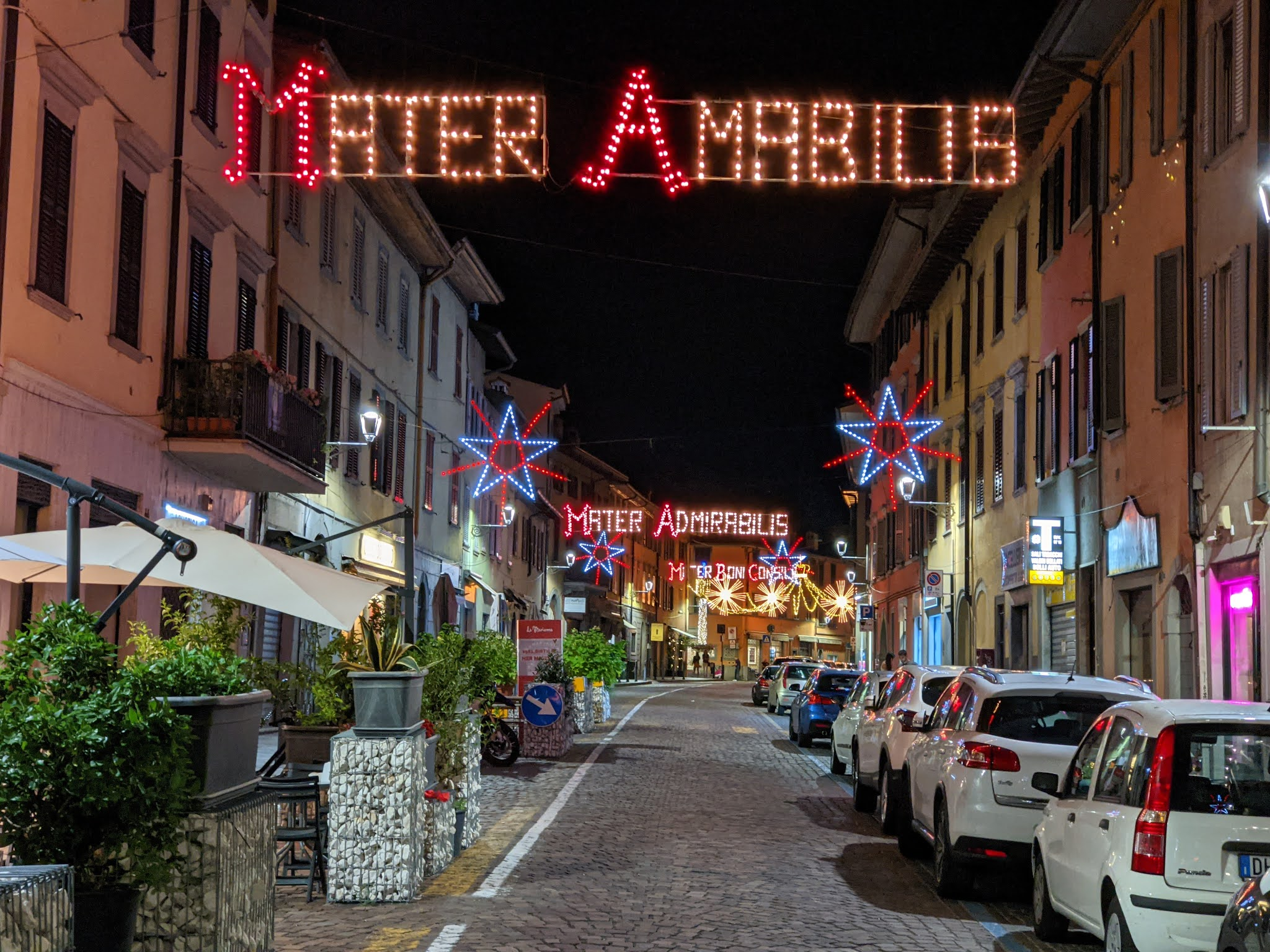 Santa Caterina Bergamo - Festa dell'Apparizione - Mater Amabilis