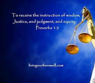 Proverbs 1:3