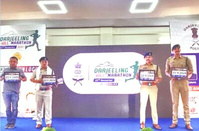 Darjeeling Hill Marathon gets international recognition