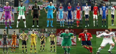 kitpack Copa Libertadores 2016 Pes 2013