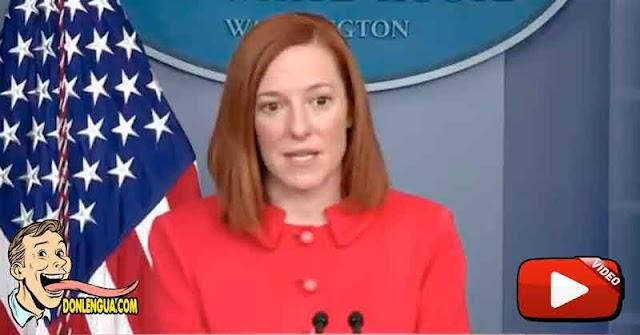 CONFIRMADO | Biden no intervendrá Venezuela | Pide que hagan elecciones