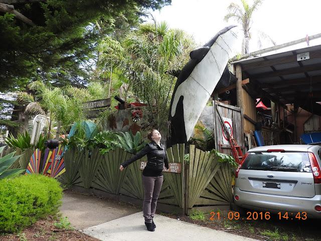Public Art in Phillip Island