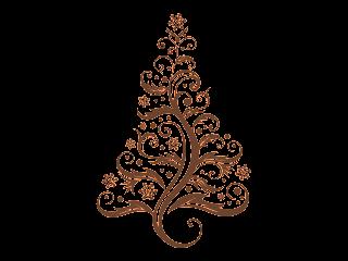 Download Pohon Natal Free Vector Art v2 Logo Vector Format CDR.