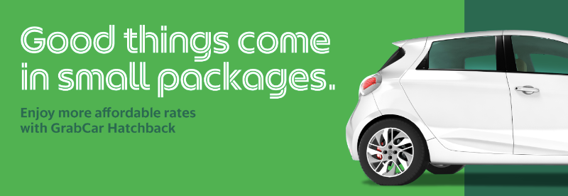 GrabCar Hatchback now available in Metro Manila