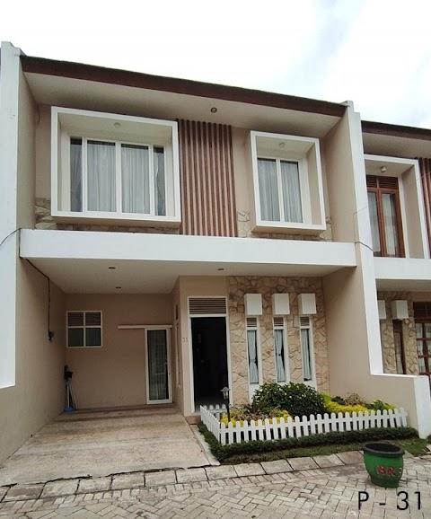Villa Modern Dan Minimalis - 2 Bed Room - Kusuma Pesanggrahan Batu