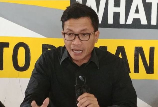 Direktur Eksekutif Amnesty International Indonesia Usman Hamid